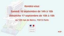 #JEP : Venez visiter Bercy !