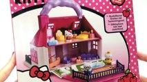 Le long de porter maison maison maison de poupées bonjour Salut minou mini- jouer Ensemble poupées Transportable ハ ロ ー キ テ lauren