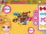 Bebé cumpleaños para Juegos Niños poco fiesta Barbie
