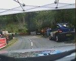 Rallye Montagne Noire 2007 + Cam embarquée