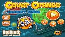 Couverture Dans le enfants pour clin doeil salut espace orange orange jeu daventure