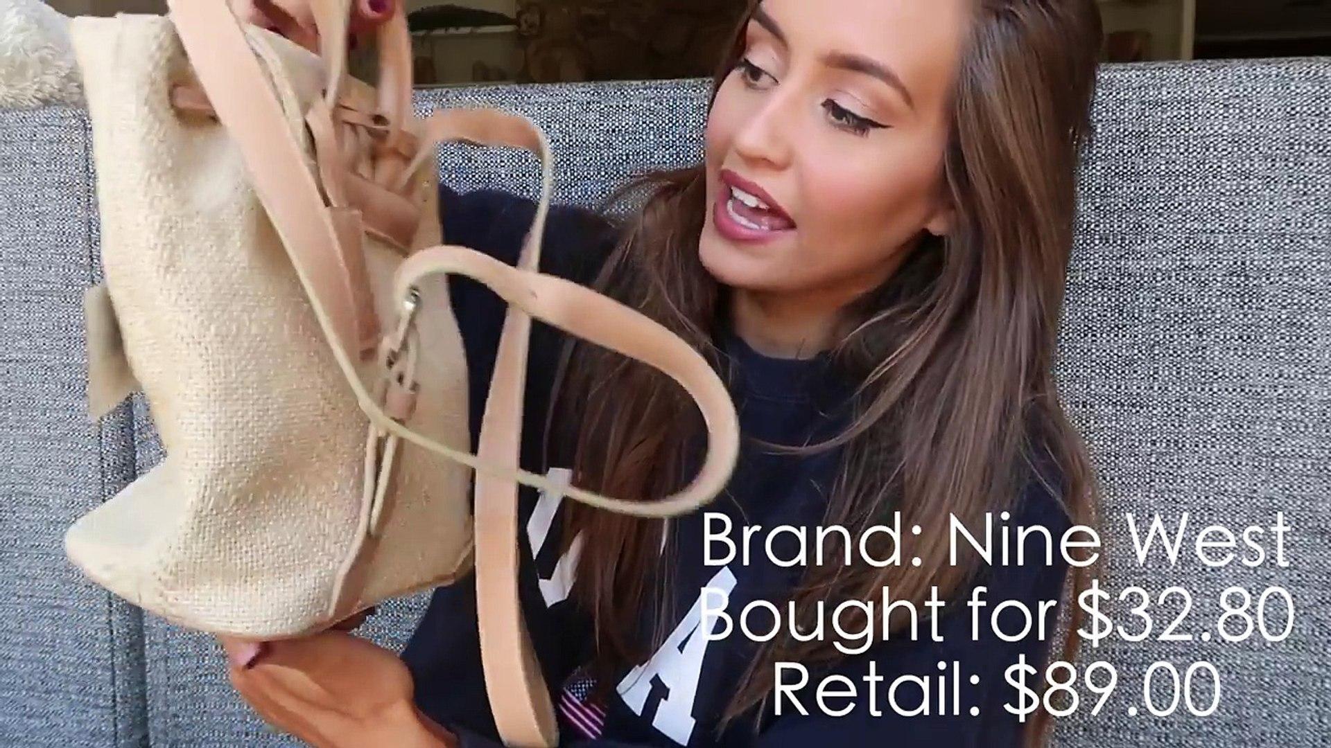 DECLUTTERING MAKEUP & CLOTHES // Vlog