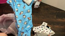 Bébé bain poupée nouveau née Ensemble déballage Berenguer