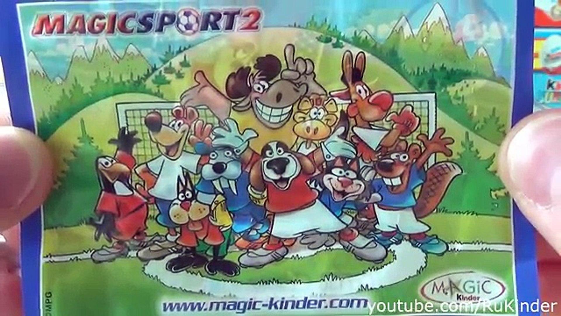 Киндер сюрприз Футбол Германия