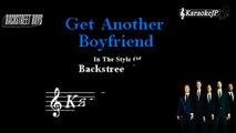 Backstreet Boys - Get Another Boyfriend (Karaoke)
