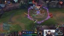 The best bot lane duo in the world.. why dont they duo though? [ Bangs Talk ]