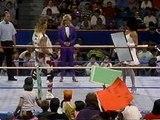 Shawn Michaels vs Bret Hart for IC Title  (1992.06.02 WWF)
