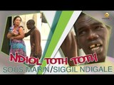 Sketch - Ndiol Toth Toth - Sous Marin et Siggil Ndigalé