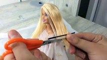 La Coupe de cheveux coupe de cheveux de Barbie ||