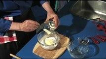 Crema de mantequilla Formación de hielo receta cómo para hacer perfecto Crema de mantequilla crema