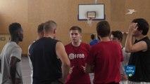 France Basket Camp : Les arbitres en stage aux cotés des joueurs