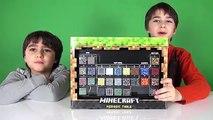 Défi escroquerie avec julien périodique tableau minecraft minecraft G05 tableau périodique