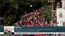 teleSUR noticias. Argentina: un mes de la desaparición de Maldonado