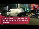 Reporte nocturno: Asesinan tiros a dos hombres en Iztapalapa e inicio del Buen Fin