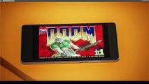 Unreal Engine 4 fait tourner un téléphone qui fait tourner Doom