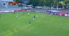 Markus Poom Goal HD - Estonia U21 1-1 Slovakia U21 01.09.2017