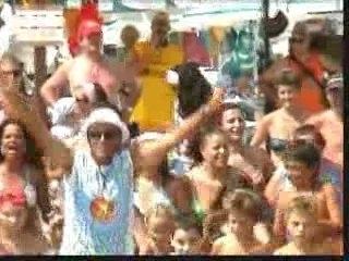 L' ONDA BARAONDA - Betobahia - balli di gruppo