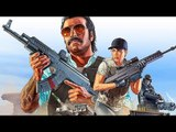 GTA 5 Online Trafic d'Armes Bande Annonce (2017) PS4 / Xbox One / PC