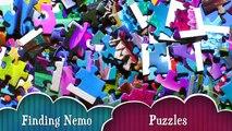 Découverte Jeu des jeux enfants apprentissage jouets pixar disney nemo puzzle casse-tête nemo