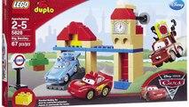 Блоков легковые автомобили дисней доктор двойной Франческо Гудзон Лего мать Маккуин мега пиксель Салли крыло 13