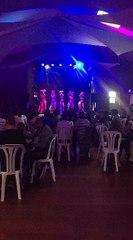 spectacle sur thème brésilien au camping Émeraude le 30/07/2017