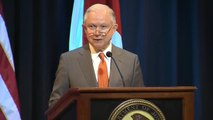 """Sessions welcomes restoration of asset forfeiture: """"I love that program"""""""