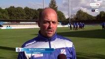 Interview Nicolas Cloarec (entraîneur US Concarneau)