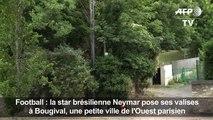 [Actu People] La star du PSG Neymar s'installe à Bougival, dans les Yvelines