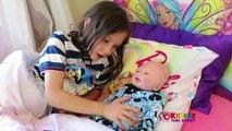 Pleurs bébé poupée petit fille pousser rose couverture poussette avec pleurs bébé un