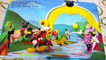 Livres occupé pour amusement amusement souris théâtre les tout-petits Mickey cluhouse mouseka playset disney junior