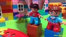 Enfants pour machines dessins animés sur pro route sable Kinetic accident vidéo