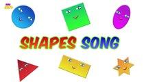 Bébé enfants garderie rimes formes chanson chansons  