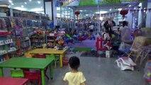 Bola coche Niños para gracioso interior muchos pozo patio de recreo disparar º juguetes vídeo con Ivity