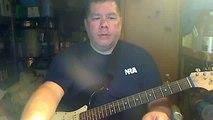 Cover for Halestorm's It's Not You -with some explaination. (Fender Starcaster, Fender SP-10 Amp, Line 6 AM4 Amp Modeler