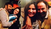 విగ్గు లేకుండా బాలయ్య ఇలా ఉంటాడు || Balakrishna without wig at Paisa Vasool Party || SuperMirchi