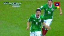 1-0 Hirving Lozano Goal - México 1 - 0 Panamá - 01.09.2017
