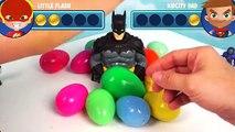 Et homme chauve-souris par par des œufs Jeu héros jouets scélérats Imaginext avengers surprise 2 kidcity