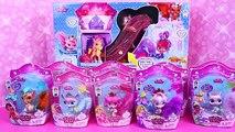 Lumière lumières magique palais animaux domestiques Princesse déballage vers le haut en haut Disney pawlace playset cookieswirlc