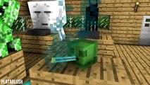 BEST MONSTER SCHOOL ANIMATIONS! - Top 3 Minecraft Monster School Animations
