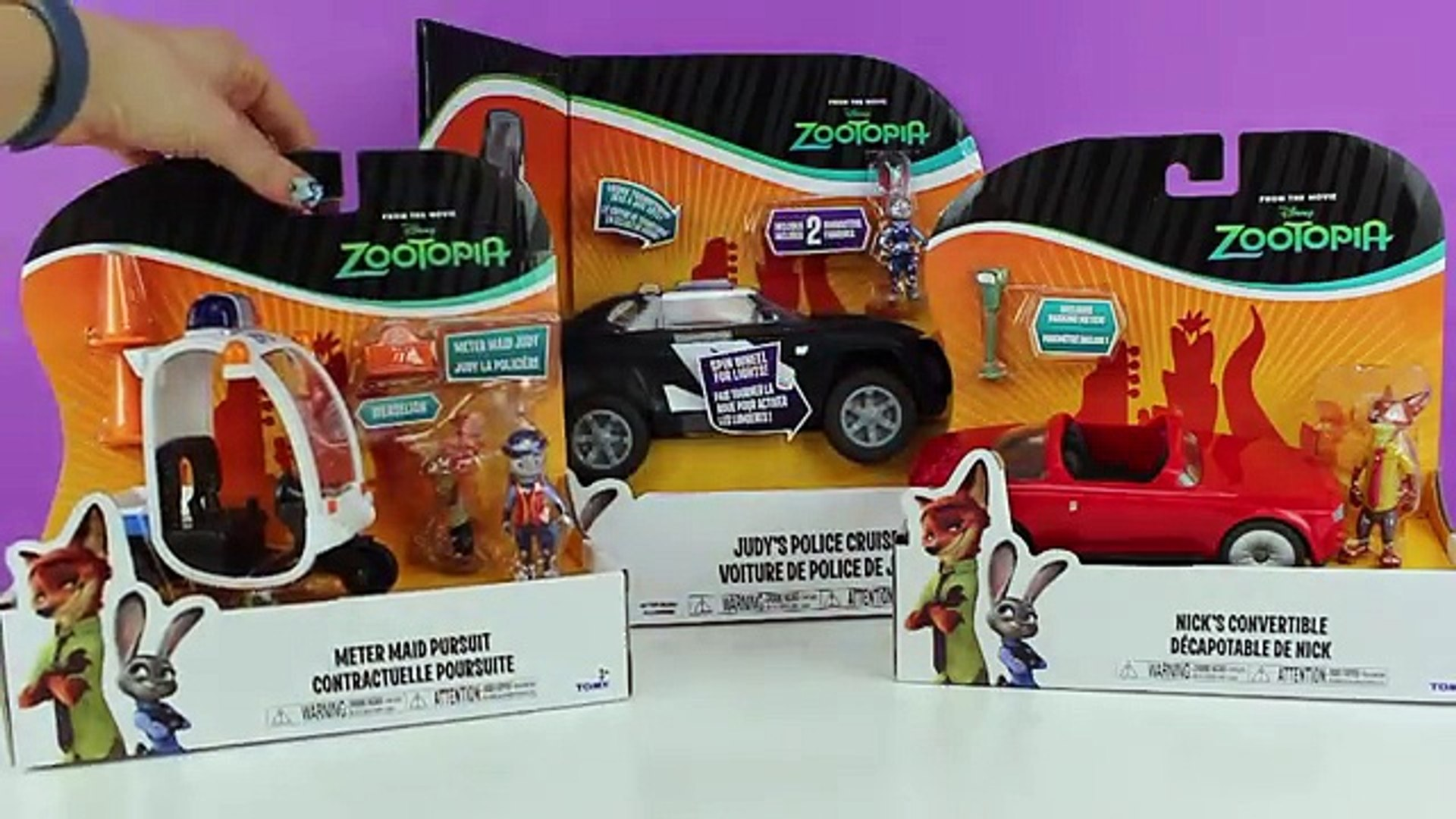 Zootopia toy stories! Zootropolis Kids videos with toys and toy cars. Car repair!