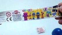 Huevo gigante Nuevo jugar Especial sorpresa juguetes pocoyo doh pocoyo pato elly loula unboxing