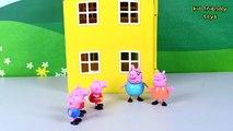 В три мало свиньи история время с Пеппа свинья фея россказни для Дети 3. мало свиньи
