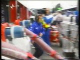 GP Belgio 2001 Incidente di Burti