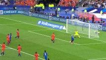 France - Pays Bas (4-0), le résumé