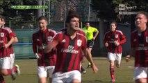 Quelques buts de Cutrone avec la réserve du Milan