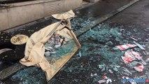 Explosion dans le centre-ville de Firminy