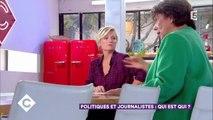 """C à Vous : Roselyne Bachelot a un """"gros problème"""" avec la voix de Ségolène Royal"""