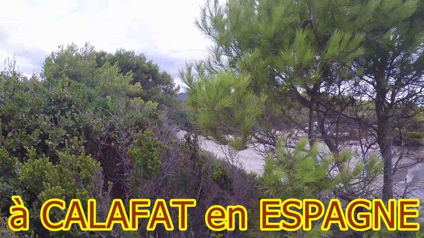 Rando VTT à Calafat
