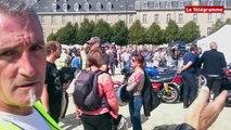 Dinan. Bike and Breizh : la moto vintage vrombit de plaisir