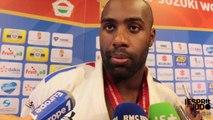 """CM Budapest 2017 - Teddy Riner : """"J'aurais voulu être plus judo"""""""